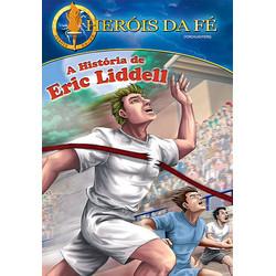 DVD A História de Eric Liddell - Desenho