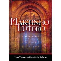 DVD Martinho Lutero - Uma Viagem ao Coração da Reforma - Filme
