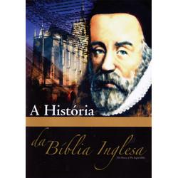 DVD A História da Bíblia Inglesa - Documentário