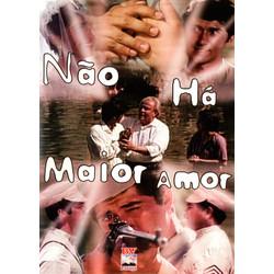 DVD Não há maior amor (Filme) - Filme