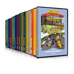 Kit Completo Midinho Antigo Testamento - DVD Volume 1 ao 16 - Midinho