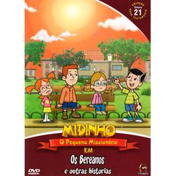 DVD Novo Testamento - Vol. 21 - Os Bereanos - Midinho