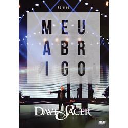 DVD Meu Abrigo - Davi Sacer