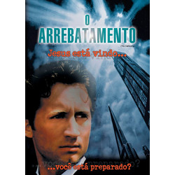 DVD O Arrebatamento - Filme