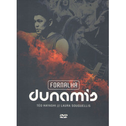 DVD Fornalha - Laura Souguellis