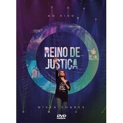DVD Reino de Justiça - Nívea Soares