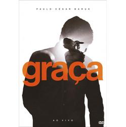 DVD Graça - Ao vivo - Paulo César Baruk