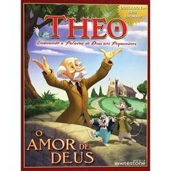 DVD Volume 1 - O Amor de Deus (Theo - Desenho)