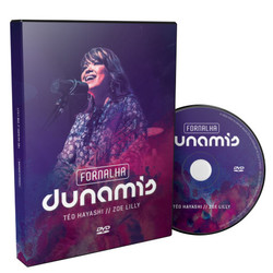 DVD Fornalha - Com Zoe Lilly - Zoe Lilly