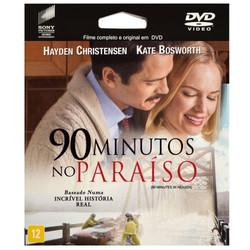 DVD 90 Minutos No Paraíso - Filme ePack