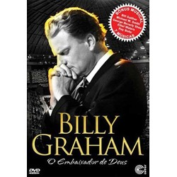 DVD Billy Graham - O Embaixador de Deus - Filme
