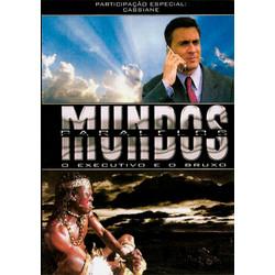 DVD Mundos Paralelos - O executivo e o bruxo - Filme