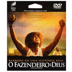DVD O Fazendeiro e Deus  - E-Pack - Filme