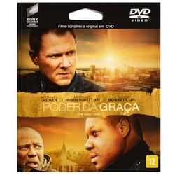 DVD O Poder da Graça - E-Pack - Filme