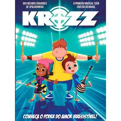 DVD Conheça o Poder do Amor Irresistível - Krozz