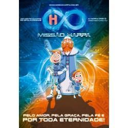 DVD Missão Harpa - Missão Harpa