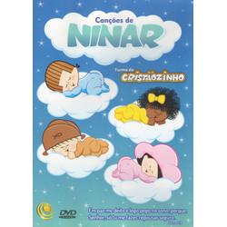DVD Canções de Ninar - Turma do Cristãozinho