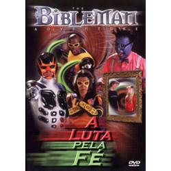 DVD A Luta pela Fé - Bibleman