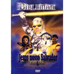 DVD Jesus Nosso Salvador - Parte Dois - Bibleman