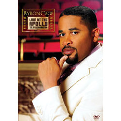 DVD Live at the Apollo - The Proclamation - Byron Cage