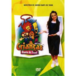 DVD Crianças Diante do Trono - Crianças Diante do Trono