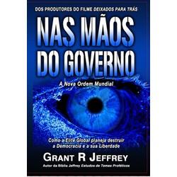 DVD Nas Mãos do Governo: A Nova Ordem Mundial - Documentário