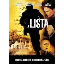 DVD A Lista - Filme