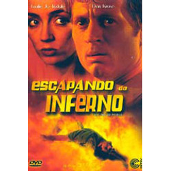 DVD Escapando do Inferno - Filme