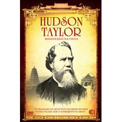 DVD Hudson Taylor - Missionário na China - Filme