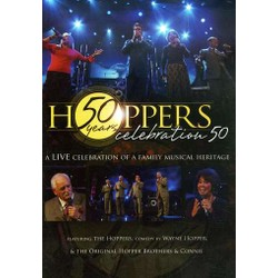 DVD Hoppers - Celebration 50 Years - Hoppers