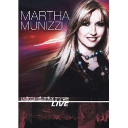 DVD No limits - Martha Munizzi