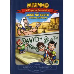 DVD Antigo Testamento - Vol. 7 - José no Egito - Midinho