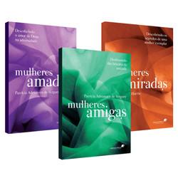 Kit Mulheres de Valor - 3 Livros