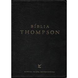 Bíblia Thompson Luxo Preta