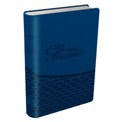 Bíblia do Pescador NVI (Azul)