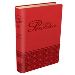 Bíblia do Pescador NVI (Vermelha)