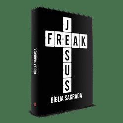 Bíblia Jesus Freak - Capa Dura Preta