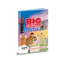 The Big Interactive Bible Storybooks