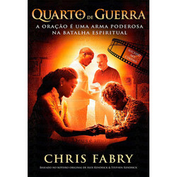 Quarto de Guerra - O livro - Chris Fabry