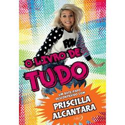 O Livro  de Tudo - Priscilla Alcantara