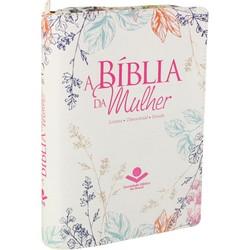 A Bíblia da Mulher - RA (Flores Delicadas)