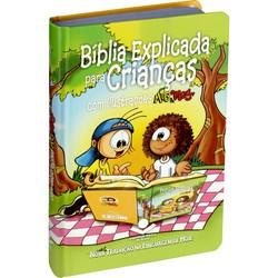 A Bíblia Explicada para Crianças - Com Ilustrações  Mig e Meg