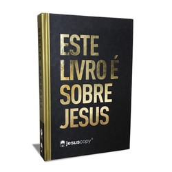 Bíblia JesusCopy - NVT - Este Livro é Sobre Jesus