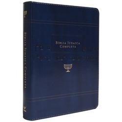 Bíblia Judaica Completa (Azul)