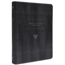Bíblia Judaica Completa (Cinza)