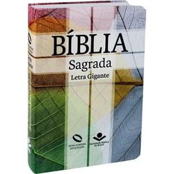 Bíblia Sagrada - NA (Capa Cruz) Letra Gigante