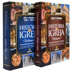 História da Igreja (2 Volumes)
