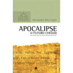 Comentários Expositivos Hagnos - Apocalipse - Hernandes Dias Lopes