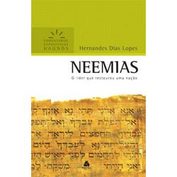 Comentários Expositivos Hagnos - Neemias - Hernandes Dias Lopes