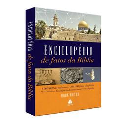 Enciclopédia de fatos da Bíblia - Mark Water